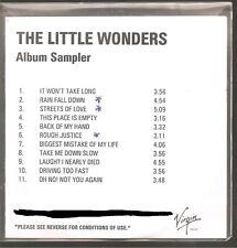 "ROLLING STONES ""A Bigger Bang"" Little Wonders Album Sampler Promo CD RAR"