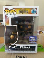 T'chaka 867 Marvel Black Panther Funko Hollywood Pop Vinyl Protector