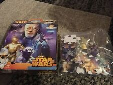 Star Wars Jigsaw Puzzle Panorama 3/1 Vintage 48 Piece Only! Still In Sealed