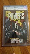 Powers 1 (2000) CGC Graded 9.4 NM Brian Michael Bendis Story; TV Show. Image