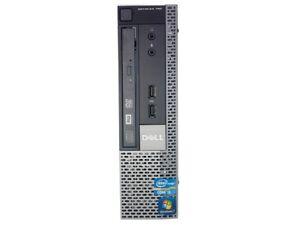 Dell Optiplex 790 USFF i5 2500S QUAD CORE 2.7GHz 4GB RAM 500GB DVDRW Win 10 PRO