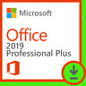 Microsoft Office 2019 Professional Plus Vollversion, Lebeszeit Lizenzschlüssel🔥