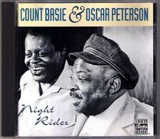 Count BASIE & Oscar PETERSON NIGHT RIDER Blue for Pamela Sweet Lorraine Blues CD
