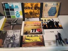 REM 11x CD Lot Compact Discs - EX - Murmur,Green,Document,Up,Eponymous, +6 More!