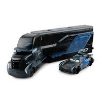 Disney Pixar Cars Lightning McQueen Jackson Storm Mack Truck 1:55 Diecast Gift