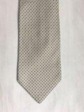 Cravatte e papillon da uomo valentino in argento