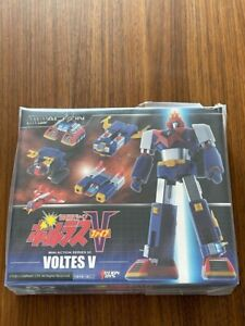 """Brand New Action Toys Mini Action Series 02 Voltes V 6"""" Action Figure"""