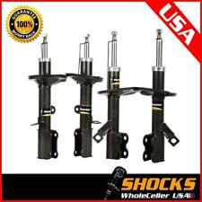 Full Set Shocks Struts For Toyota Corolla 1988-1992 For Geo Prizm 1989-1992