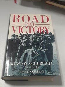 Road to victory: Winston S. Churchill, 1941-1945 - First Edition!