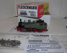 Fleischmann H0 393203 K, dig. Dampflok T9 1102,Wechselstrom, lesen, OVP, XR3624X