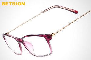 Lightweight Eyeglass Frame Eyewear Full Rim Clear Glasses Spectacles Rx able