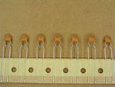 S00993 (10 Piece Lot) 68 pf 1000 volt 1KV 10% C0G COG leaded ceramic capacitor