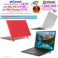 """mCover® HARD Shell CASE for 2020 15.6"""" Dell XPS 15 9500 Dell Precision 5550"""