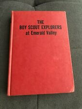 The Boy Scout Explorers at Emerald Valley, Don Palmer