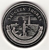 2001 Saugeen Expired $2 Trade Dollar