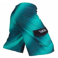 Men's Casual Blue Quiksilver Boardshorts Quick-Dry Surf Shorts Size 30-38 ❤Aus❤