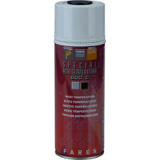 SPRAY ALTA TEMPERATURA NEGRO 400 ML FAREN
