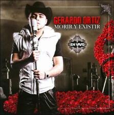 Gerardo Ortiz : Morir Y Existir En Vivo CD