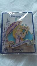 Disneyland Paris LE-600 Pin Trading Day Rapunzel Tangled Limited Edition