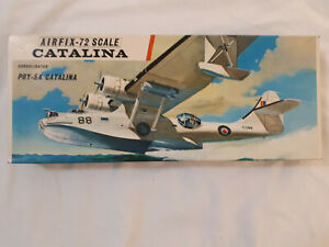 Airfix Catalina Consolidated PBY-5A 1:72 587