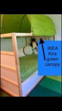 Ikea Kura Green Dot Tent Bed Canopy