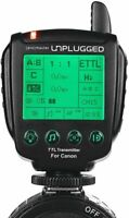 Promaster Unplugged TTL Flash Transmitter for Canon 2.4 GHz. 6866      #DR6262