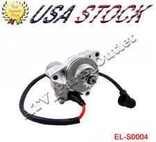 Electric Starter 50cc 70cc 110cc 125cc ATV Quad Dirt Bikes Go Carts 3 Bolt Top