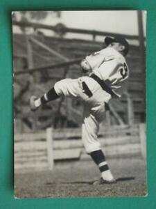 1938 AGRARIO MEXICO ALBERTO ROMO CHAVEZ BASEBALL BEISBOL BLACK AND WHITE PHOTO 2
