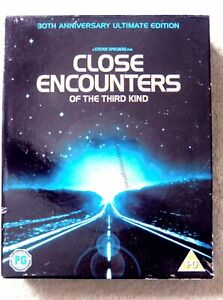 76747 Blu-ray - Close Encounters Of The Third Kind 30th Anniversary Ultimate Edi