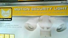 "270 Degree ""  Outdoor/indoor  "" White Motion Security-Light -100 FEET DETECTION"