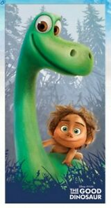 The Good Dinosaur Arlo Beach Towel Swimming Holiday Dino
