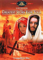 The Greatest Story Ever Told DVD NEW