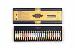 Mijello Watercolor Mission Gold Class Set 7ml 24 Colors MWC-7024