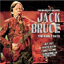 Jack Bruce-The Early Days CD NUOVO