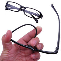 Presbyopic Glasses Eyeglass Progressive Eyewear Reading Rectangular Bifocal