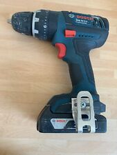 Bosch GSB 18-2-LI Plus cordless combi drill plus battery