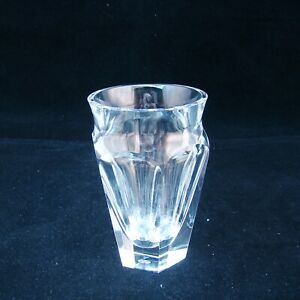 Baccarat Crystal France TALLYRAND Highball Glass (Bud Vase) READ