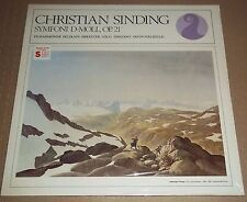 Fjeldstad SINDING Symphony in D minor Op.21 - NKF 30 011 SEALED