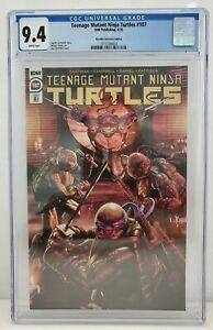 TMNT #107 Retailer Incentive RI IDW CGC Graded 9.4 Teenage Mutant Ninja Turtles