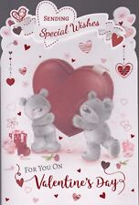 Sending Special Wishes For You On Valentine's Day  ~ Valentine's Day Card