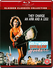 Hollywood Chainsaw Hookers (Blu-ray) *BRAND NEW*