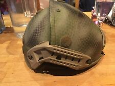 Rare Crye Airframe ATX Large 3A Ballistic Tactical Helmet Ops Core Team Wendy