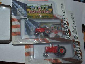 Ertl 1:64 IH International Tractor South Carolina & Delaware State Series #30 32