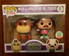 Rare limited edition MAGILLA GORILLA & MR. PEEBLES  Limited 3000 Funko shop exl