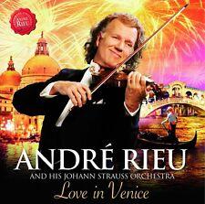 André Rieu, Johann S - Love in Venice: The 10th Anniversary Concert [New CD]