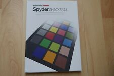 Datacolor Spyder Checker 24 SpyderCheckr 24-SCK200-Neuf à partir de UK