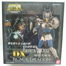 Bandai Saint Seiya Cloth Myth DX Black Dragon Figure