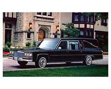 1980 Cadillac Superior Sovereign Regal Hearse Photo Poster zca0342