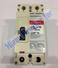 FD2020 Cutler-Hammer Type FD 35K Red Label Circuit Breaker 2 Pole 20 Amp 600V