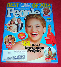 PEOPLE MAGAZINE DECEMBER 30, 2013 BEST & WORST OF 2013 DOUBLE ISSUE